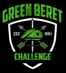 Green Beret Challenge logo