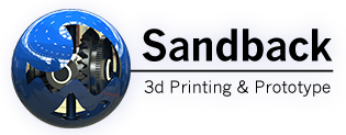3D Printing with Sandback Technical Design