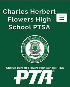 Charles H. Flowers High School PTSA & Athletic Department  logo