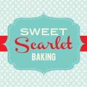 Shannon Patten, Sweet Scarlet Baking logo