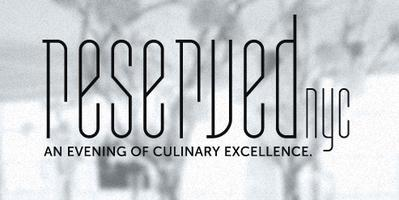 RESERVEDnyc.  Chefs of the Caribbean