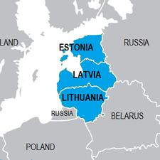 TLR Baltic Team logo