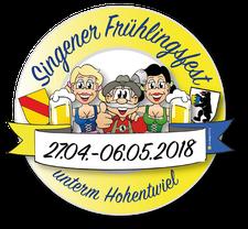 Singener Frühlingsfest logo