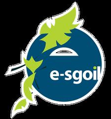 CNES eSgoil in partnership with Comunn Eachdraidh na Pairc and the Islands Book Trust logo