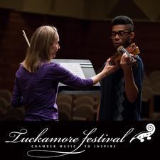 Tuckamore Festival logo