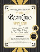 12th Annual Monte Carlo Night