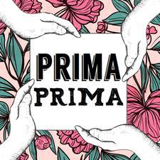 Primaprima Booking logo