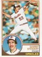 Sammy Stewart Public Autograph Appearance