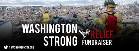 Washington Strong: Tornado Relief Fundraiser