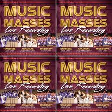 MUSIC FROM THE MASSES Productions logo