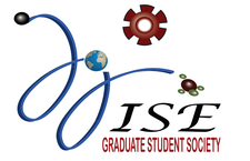 WISE GSS (Women in Science and Engineering - Graduate Student Society) logo