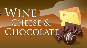 Wine Cheese & Chocolate July 14, 1012