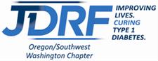 JDRF Oregon-SW Washington Chapter logo