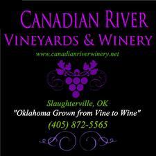 Canadian River Winery logo