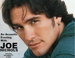 An Acoustic Evening with Joe Nichols