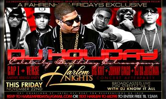 DJ Holiday Bday Bigg Kritt, Cap1, Verse Simmonds,...