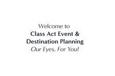 Class Act Destinations & Event Planning logo