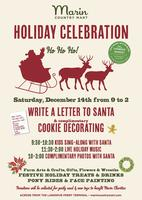 Holiday Celebration at the Marin Country Mart