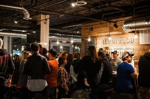 An Evening with Gearharts: Chocolate + Beer Pairing