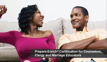 Prepare Enrich Certified Marriage & Relationship Training...