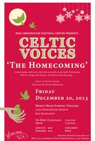 Celtic Voices Christmas Show - 'The Homecoming'