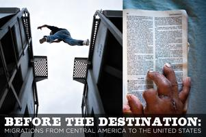 Before the Destination: Migrations from Central...