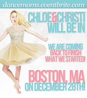 Chloe and Christi ~ It's Better in Boston ~ We Missed You!...