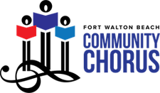 Fort Walton Beach Community Chorus logo