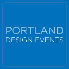 Portland Design Events logo