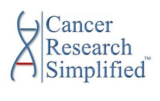 Cancer Research Simplified's 1st Annual Fundraising...