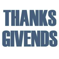 THANKS GIVENDS 15 Benefit