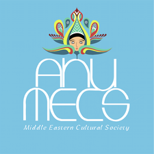 ANU Middle Eastern Cultural Society  logo