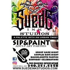 Suede Ink Studios logo