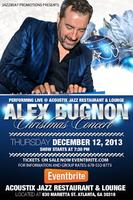 Alex Bugnon Christmas at Acoustix Jazz