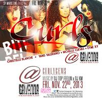 "TONIGHT! CURLS ""@"" GAVANNA FRIDAYS (Inside The Design..."