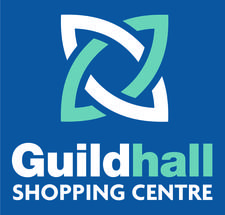 Guildhall Shopping Centre  logo