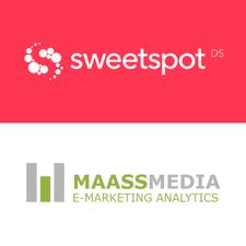 Sweetspot & MaassMedia logo