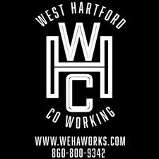 West Hartford Co-Working logo