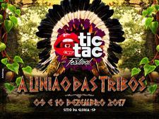 TIC TAC FESTIVAL logo