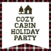 The Made in Mind Social & A Little Happy Present A Cozy Cabin...