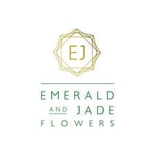 Fiona Lafon, Emerald & Jade Flowers logo