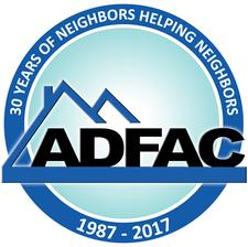 Aid to Distressed Families of Appalachian Counties (ADFAC) logo