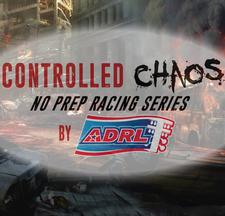 CONTROLLED CHAOS PRESENTED BY ADRL logo