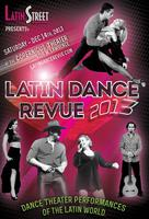 Latin Dance Revue 2013