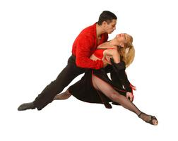 Latin Street Holiday Party & Latin Dance Revue 2013...