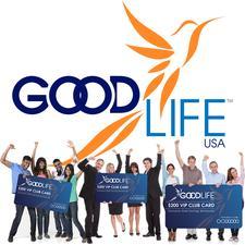 GOODLIFE USA logo
