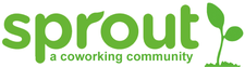Sprout Coworking logo