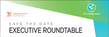 "Executive Roundtable ""Save the Date"""