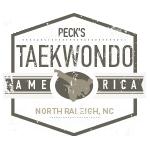 Peck's TaeKwonDo America  logo