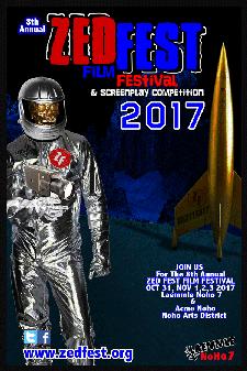 Zed Fest Film Festival logo
